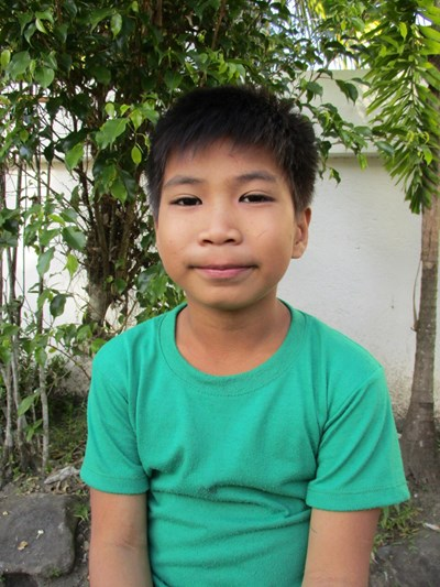 Help Christian Belarmino by becoming a child sponsor. Sponsoring a child is a rewarding and heartwarming experience.
