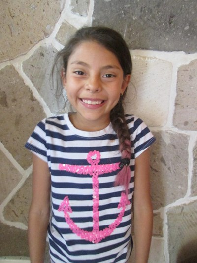 Help Selene Ketli by becoming a child sponsor. Sponsoring a child is a rewarding and heartwarming experience.