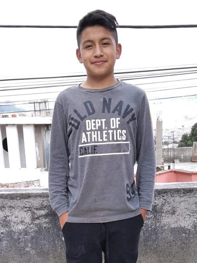 Help Ariel Alejandro by becoming a child sponsor. Sponsoring a child is a rewarding and heartwarming experience.