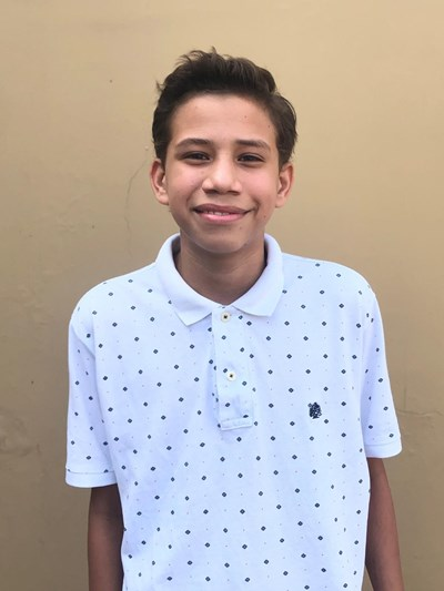 Help Fabricio Javier by becoming a child sponsor. Sponsoring a child is a rewarding and heartwarming experience.