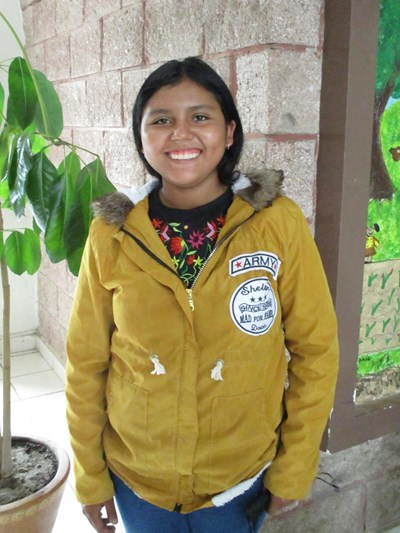 Help Alondra Alejandra by becoming a child sponsor. Sponsoring a child is a rewarding and heartwarming experience.