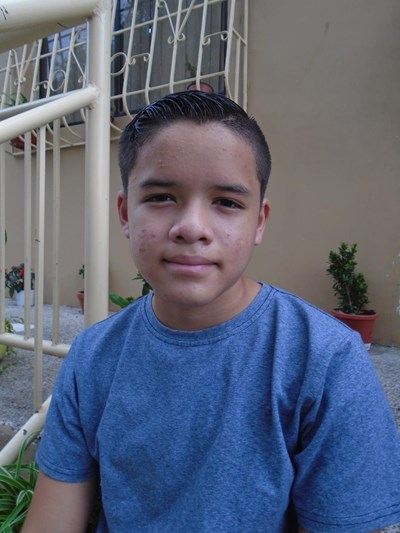 Help Anthony Renato by becoming a child sponsor. Sponsoring a child is a rewarding and heartwarming experience.