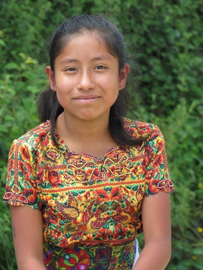 Help Maria Amelia by becoming a child sponsor. Sponsoring a child is a rewarding and heartwarming experience.