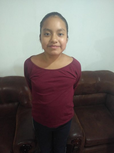 Help Leidy Susana by becoming a child sponsor. Sponsoring a child is a rewarding and heartwarming experience.