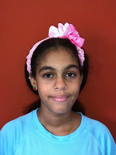 Help Nayelin Marleni by becoming a child sponsor. Sponsoring a child is a rewarding and heartwarming experience.
