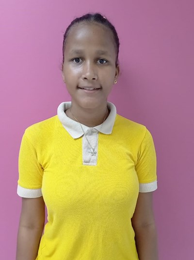 Help Génesis Lucía by becoming a child sponsor. Sponsoring a child is a rewarding and heartwarming experience.