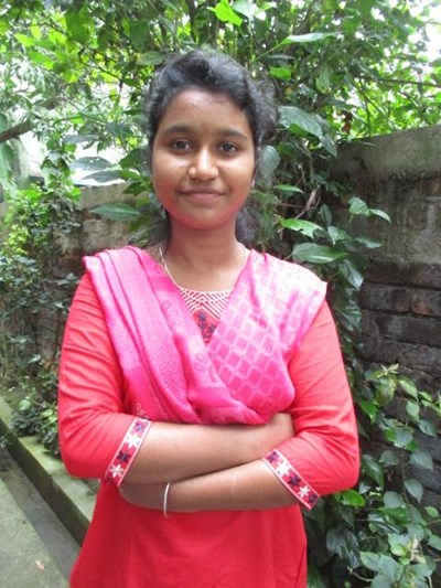 Help Rupsha by becoming a child sponsor. Sponsoring a child is a rewarding and heartwarming experience.