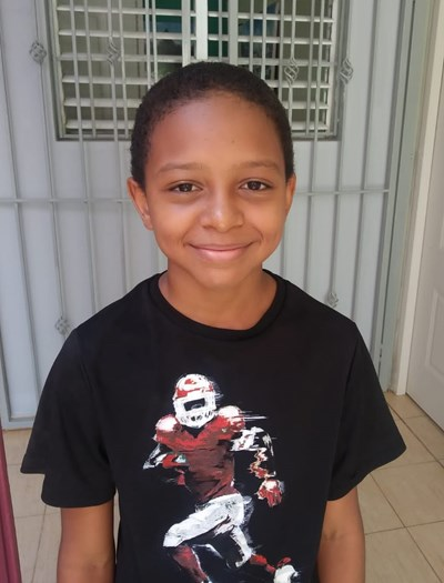 Meet Kevin in the Dominican Republic | Children
