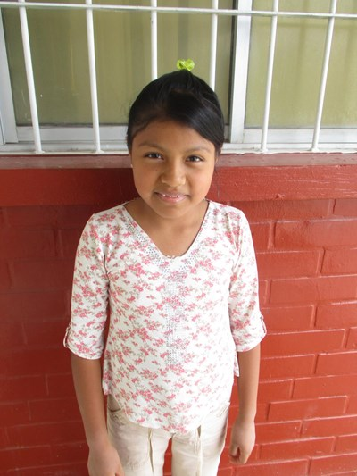 Help Monica Elizabeth by becoming a child sponsor. Sponsoring a child is a rewarding and heartwarming experience.