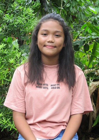 Help Jane Ellyn by becoming a child sponsor. Sponsoring a child is a rewarding and heartwarming experience.