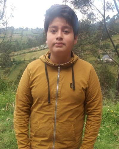 Help Richart David by becoming a child sponsor. Sponsoring a child is a rewarding and heartwarming experience.