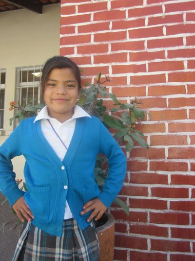 Help Yulemi Mayte by becoming a child sponsor. Sponsoring a child is a rewarding and heartwarming experience.