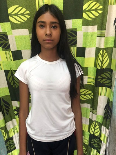Help Yuridia by becoming a child sponsor. Sponsoring a child is a rewarding and heartwarming experience.
