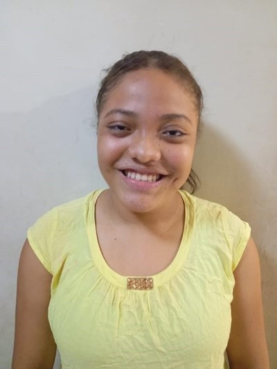 Help Fernanda Brigitte by becoming a child sponsor. Sponsoring a child is a rewarding and heartwarming experience.