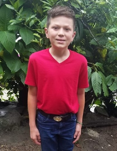 Help Jesser David by becoming a child sponsor. Sponsoring a child is a rewarding and heartwarming experience.