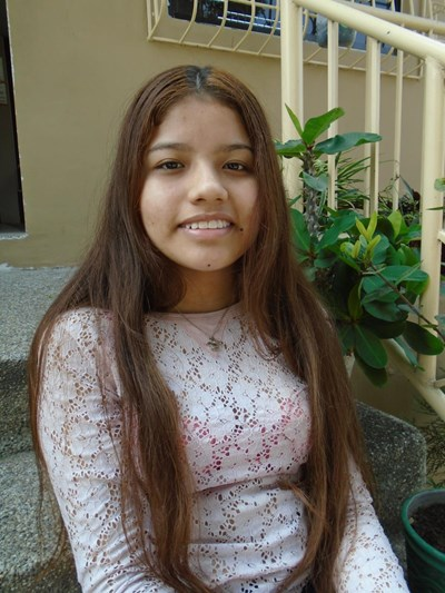 Help Adriana Alexandra by becoming a child sponsor. Sponsoring a child is a rewarding and heartwarming experience.