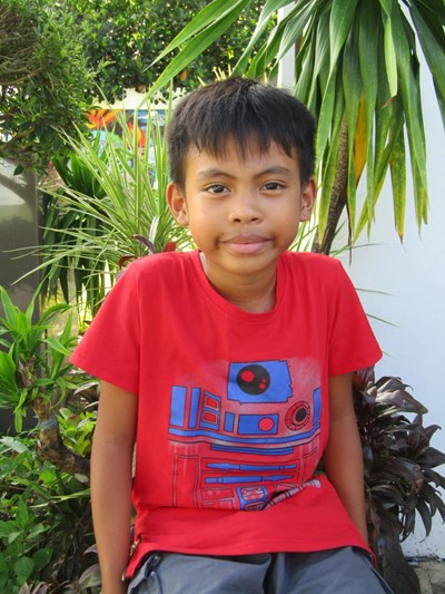 Help Zaijan by becoming a child sponsor. Sponsoring a child is a rewarding and heartwarming experience.