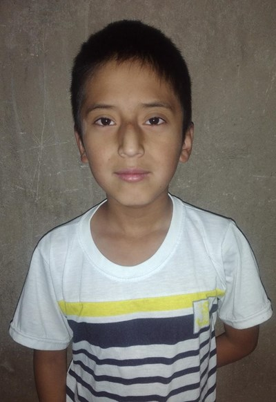 Help Jeremy Moises by becoming a child sponsor. Sponsoring a child is a rewarding and heartwarming experience.