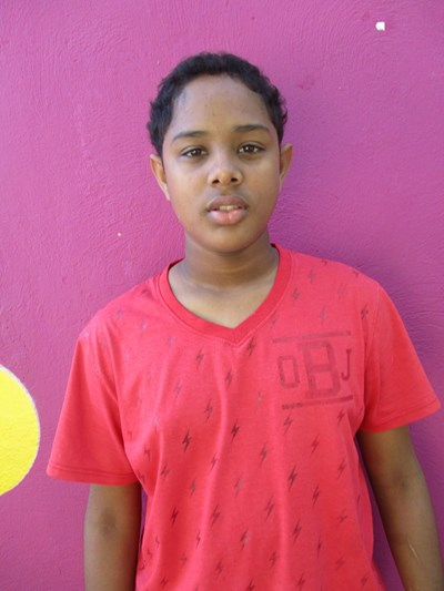 Help Saul Randier by becoming a child sponsor. Sponsoring a child is a rewarding and heartwarming experience.