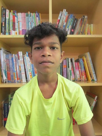 Help Sunil by becoming a child sponsor. Sponsoring a child is a rewarding and heartwarming experience.
