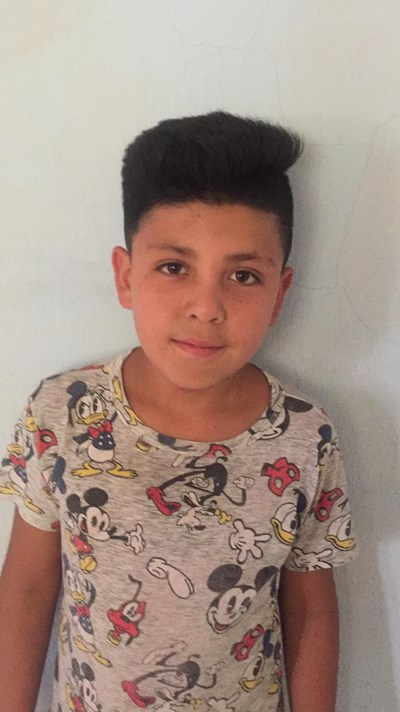 Help Marcos Jesús by becoming a child sponsor. Sponsoring a child is a rewarding and heartwarming experience.