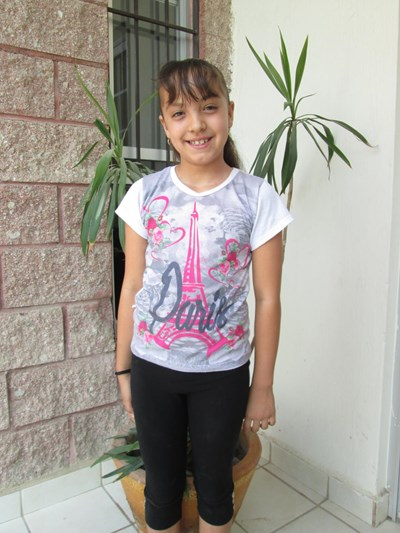 Help Kenia Monserrat by becoming a child sponsor. Sponsoring a child is a rewarding and heartwarming experience.