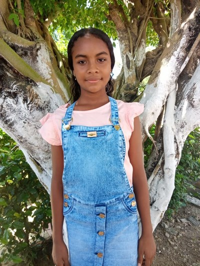 Help Maria Jose by becoming a child sponsor. Sponsoring a child is a rewarding and heartwarming experience.