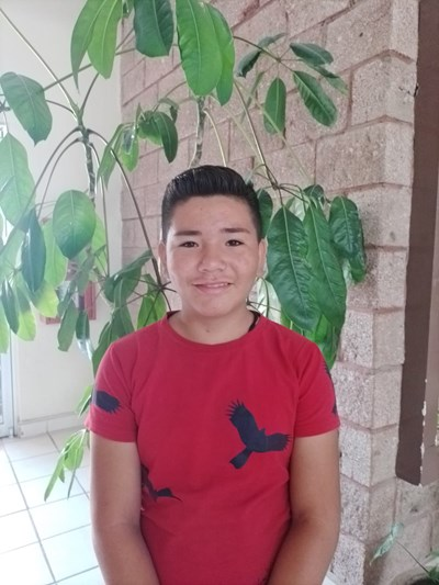 Help Ulises Alejandro by becoming a child sponsor. Sponsoring a child is a rewarding and heartwarming experience.