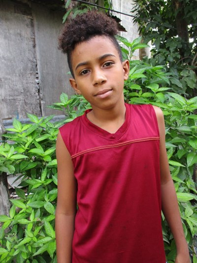 Help Kendry Julio by becoming a child sponsor. Sponsoring a child is a rewarding and heartwarming experience.