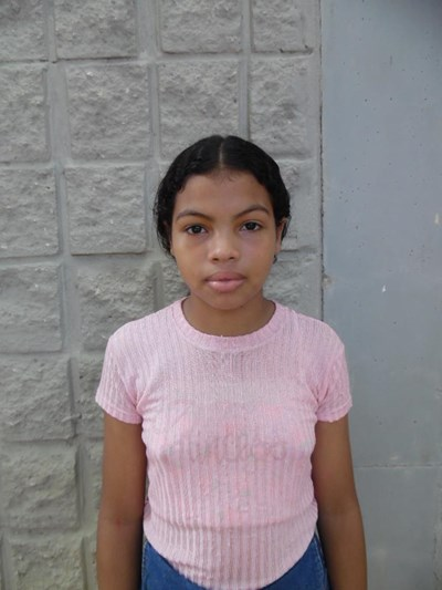 Help Bleidys Isabel by becoming a child sponsor. Sponsoring a child is a rewarding and heartwarming experience.
