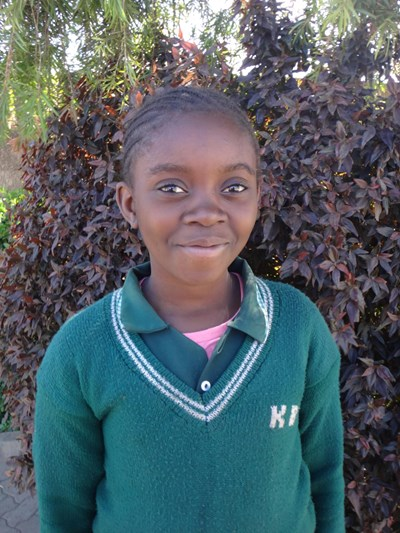 Help Kecia by becoming a child sponsor. Sponsoring a child is a rewarding and heartwarming experience.