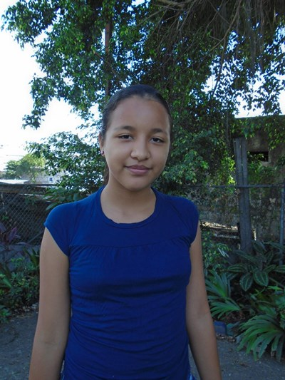 Help Daniela Norelis by becoming a child sponsor. Sponsoring a child is a rewarding and heartwarming experience.