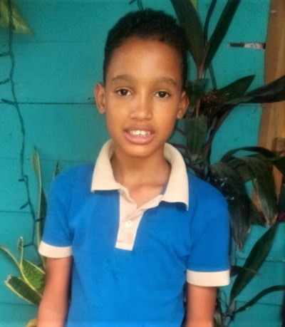Help Franly Johan by becoming a child sponsor. Sponsoring a child is a rewarding and heartwarming experience.