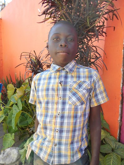 Help Christian by becoming a child sponsor. Sponsoring a child is a rewarding and heartwarming experience.