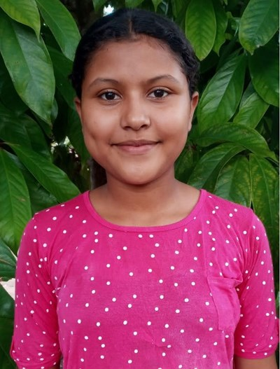 Help Carmen Juliza by becoming a child sponsor. Sponsoring a child is a rewarding and heartwarming experience.