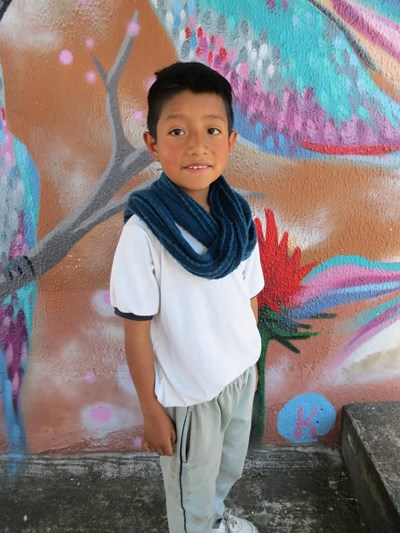 Help Ricardo Jair by becoming a child sponsor. Sponsoring a child is a rewarding and heartwarming experience.