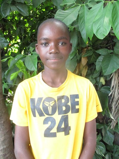 Help John by becoming a child sponsor. Sponsoring a child is a rewarding and heartwarming experience.