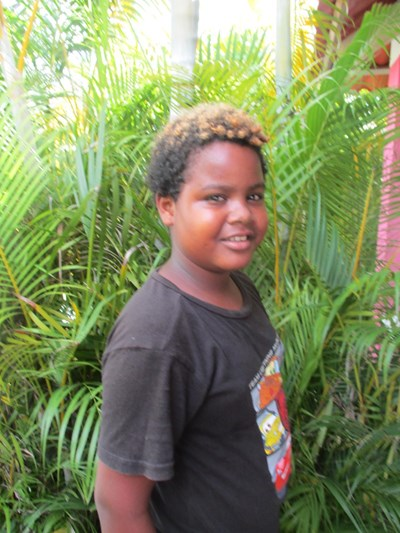Help Anderson Alexi by becoming a child sponsor. Sponsoring a child is a rewarding and heartwarming experience.