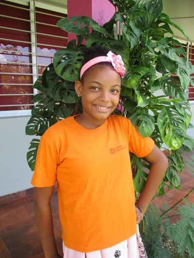 Help Genesis Dayelin by becoming a child sponsor. Sponsoring a child is a rewarding and heartwarming experience.