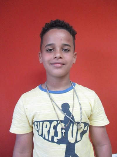 Help Janser Gabriel by becoming a child sponsor. Sponsoring a child is a rewarding and heartwarming experience.
