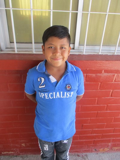 Help Yostin by becoming a child sponsor. Sponsoring a child is a rewarding and heartwarming experience.