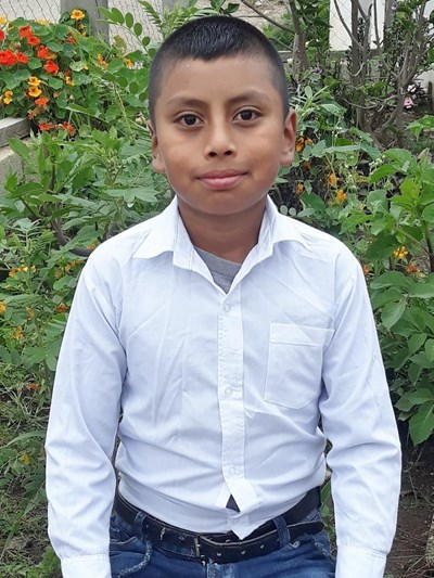 Help Jorge Felipe by becoming a child sponsor. Sponsoring a child is a rewarding and heartwarming experience.