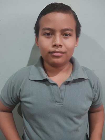 Help Erick Leonardo by becoming a child sponsor. Sponsoring a child is a rewarding and heartwarming experience.