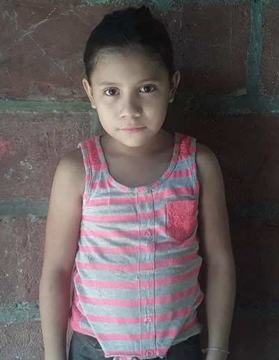 Help Blanca Roxana by becoming a child sponsor. Sponsoring a child is a rewarding and heartwarming experience.