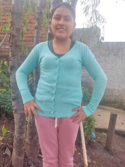 Help Anahy Stefany by becoming a child sponsor. Sponsoring a child is a rewarding and heartwarming experience.