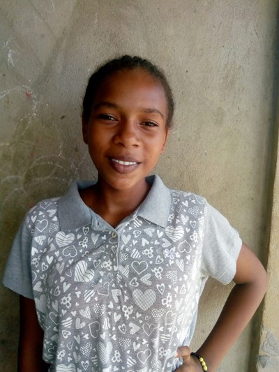 Help Marisabel by becoming a child sponsor. Sponsoring a child is a rewarding and heartwarming experience.