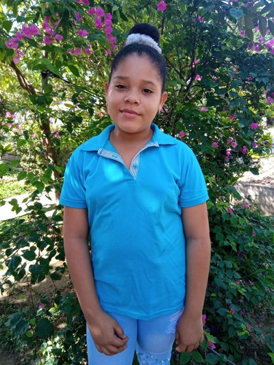 Help Katy Julieth by becoming a child sponsor. Sponsoring a child is a rewarding and heartwarming experience.