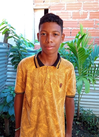 Help Breiner David by becoming a child sponsor. Sponsoring a child is a rewarding and heartwarming experience.