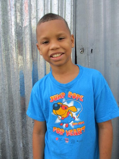 Help Dalfrin Anniel by becoming a child sponsor. Sponsoring a child is a rewarding and heartwarming experience.