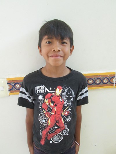 Help Alfredo Isaí by becoming a child sponsor. Sponsoring a child is a rewarding and heartwarming experience.
